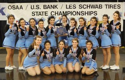 Riverside High School wins cheerleading state championship