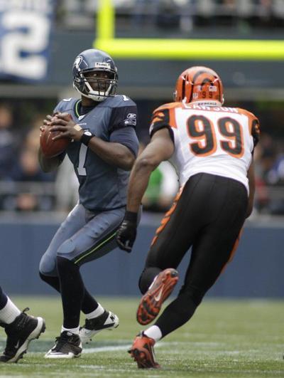 Jackson takes hold of quarterback job
