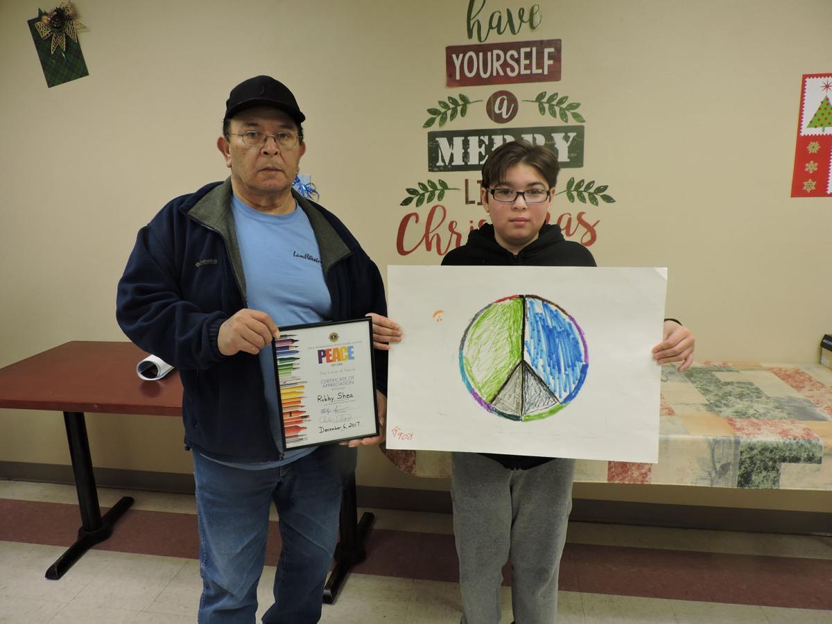 HERMISTON Students envision a future of peace