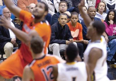First family takes in Beavers win