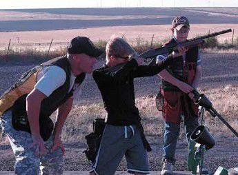Hadden mentors local shooters