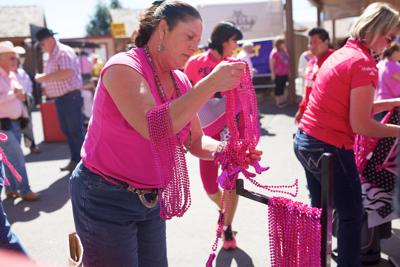 Tough Enough to Wear Pink 10th anniversary of this Round-Up tradition