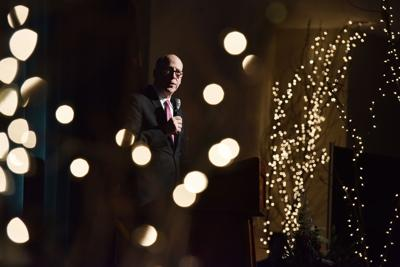 Ghost of campaign past revisits Walden