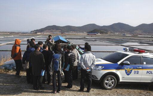 S. Korean court says government must pay salt farm slaves
