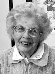Eunice Marie McElligott Ione February 5, 1925 - December 6, 2017