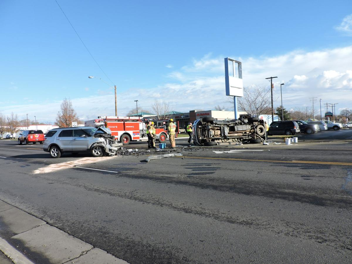 Hermiston crash