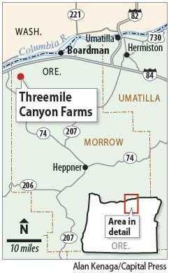 Threemile Canyon