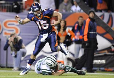 Tebow, Broncos top Jets 17-13 on last-minute drive