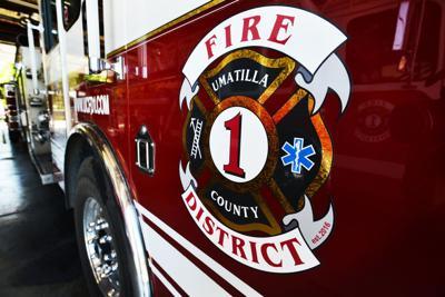 Umatilla County Fire District wins state award