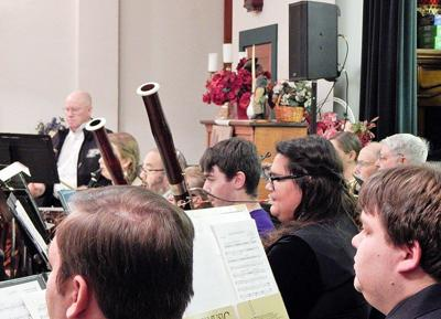 Carols concert