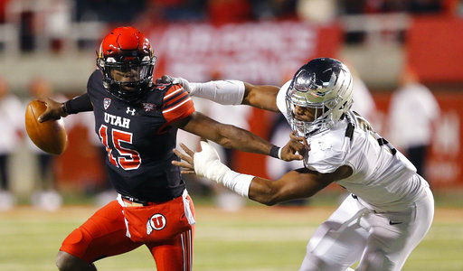 Utah QB Jason Shelley embracing new role with confidence