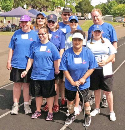 Special Olympics heats up with summer games