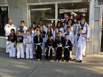 Eastern Oregon Family Taekwondo