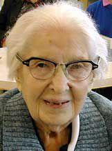 OBITUARY: Sister Anna M. McLaughlin