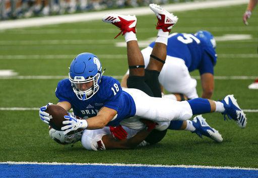 Tiny non-scholarship Drake gets crack at No. 24 Iowa State