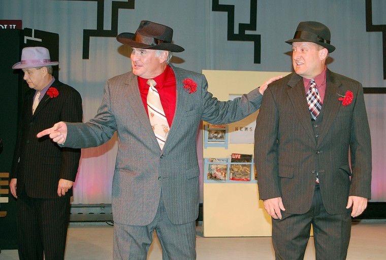 College Community Theatre to stage 'Guys and Dolls'