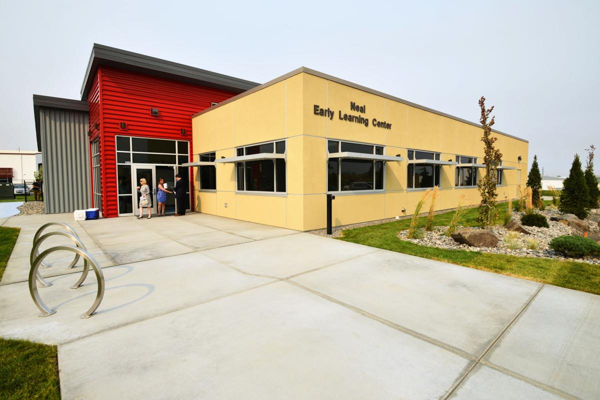 Neal Early Learning Center opens