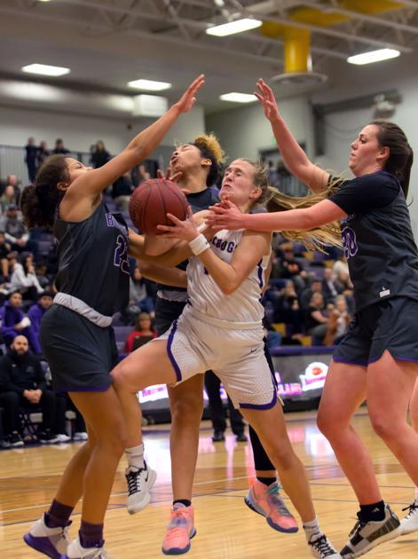 MCC girls basketball | Romero leads Dawgs past Pasco in OT