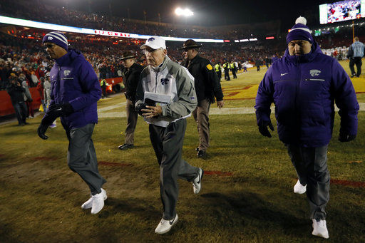 K-State begins search for Snyder's successor (again)