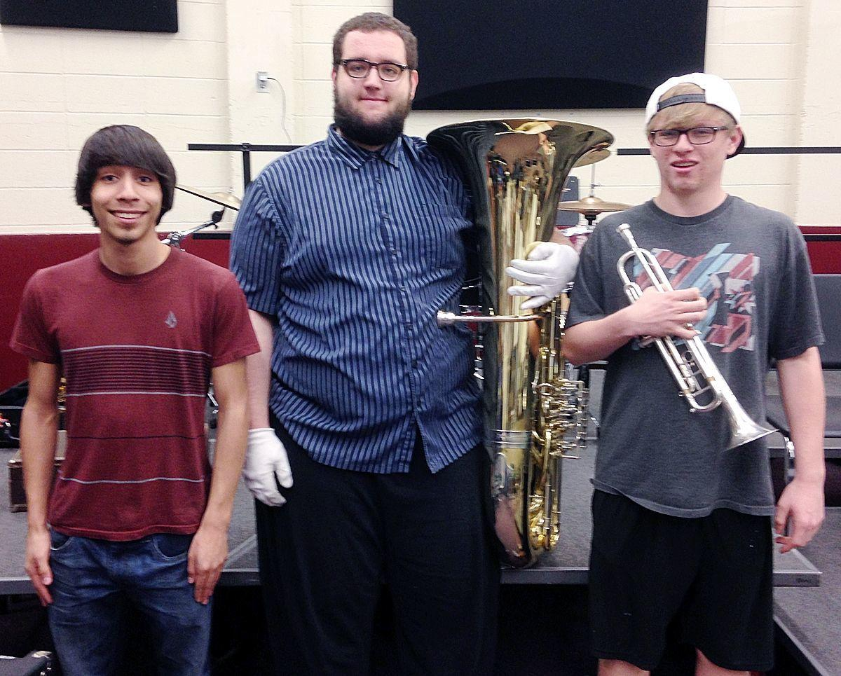 M-F student musicians bring home awards