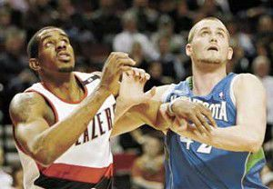 Trail Blazers almost fall for trap game, scramble for win