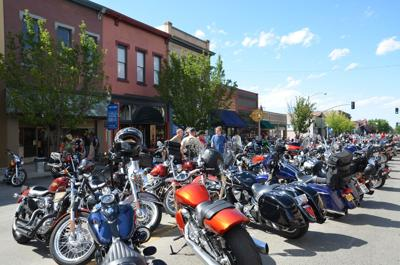 Hells Canyon Motorcycle Rally