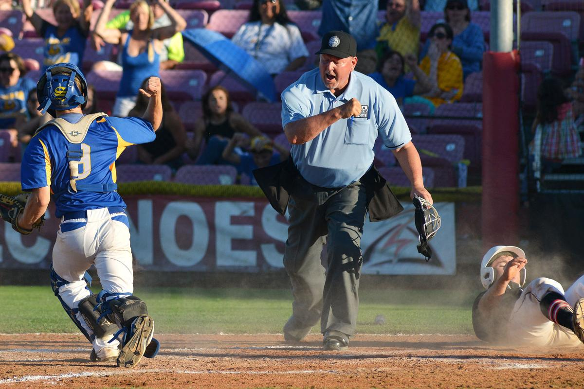 Stanfield wins 3A title in extra innings