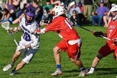 Bulldog lacrosse puts five on all-conference