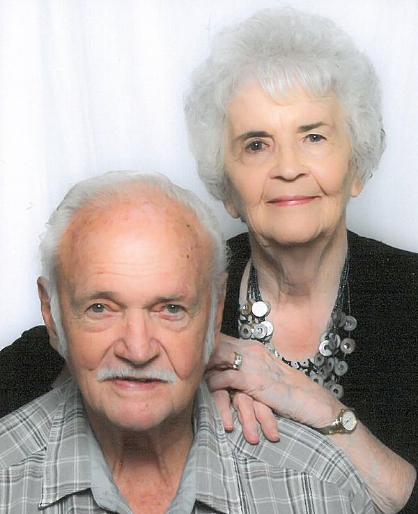 Hal and Jeanne Echols
