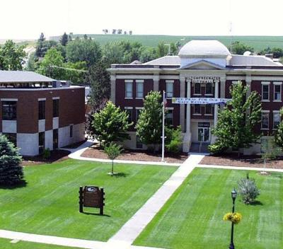 Milton-Freewater City Hall