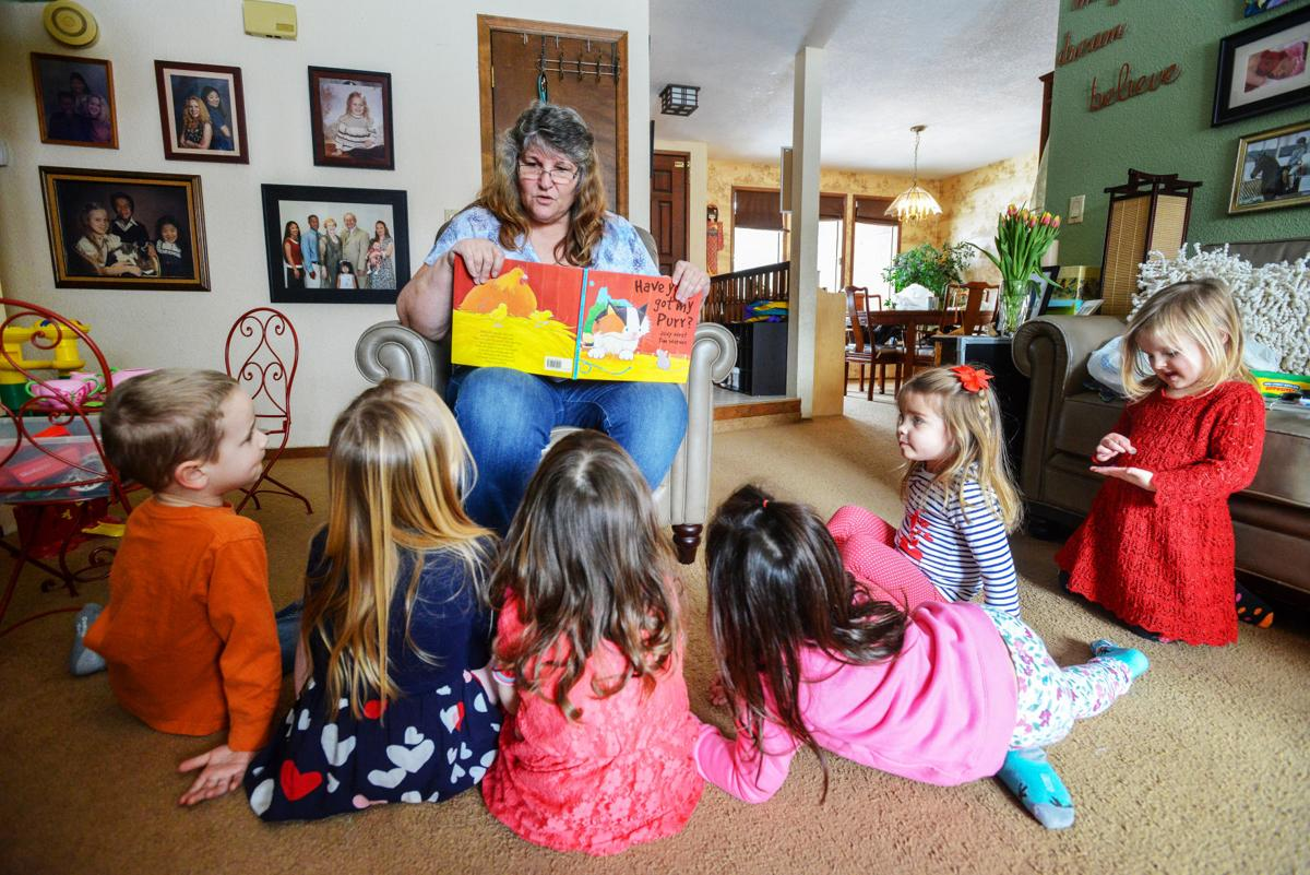 More than child's play: Finding child care providers a