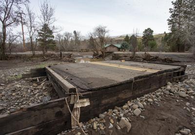 Flood Damage – Thorn Hollow