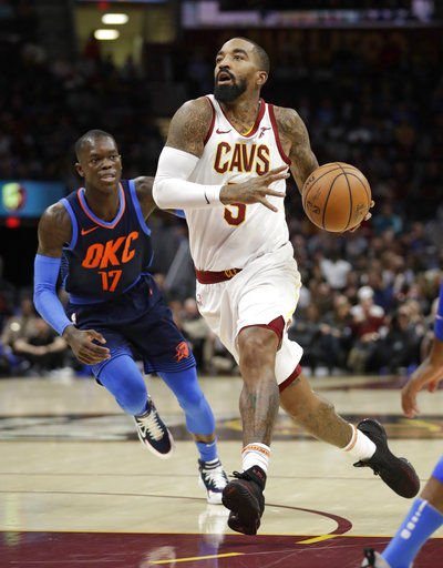 Cavaliers, J.R. Smith parting ways amid stormy season