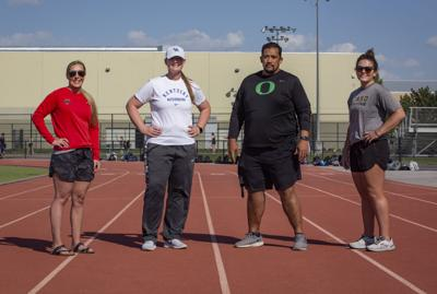 Prep track and field contemporaries come together as adults to build Dawgs' program