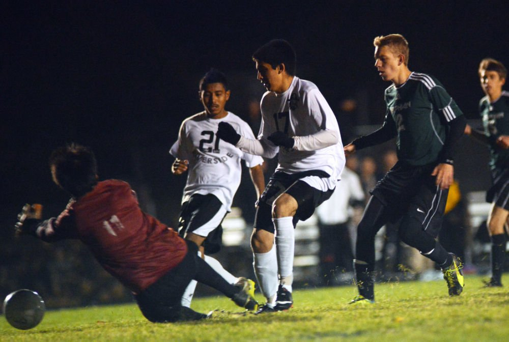 Riverside Rampage: Pirates roll past Dragons in first round of boys state soccer