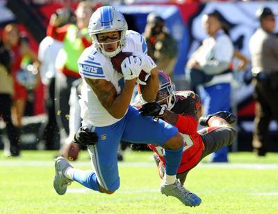 Lions put WR Marvin Jones on injured reserve