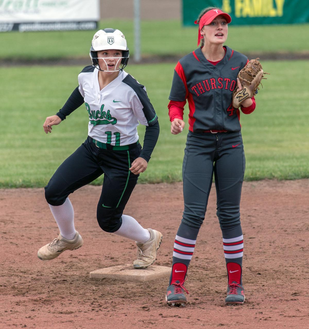 5A softball | Thurston at Pendleton