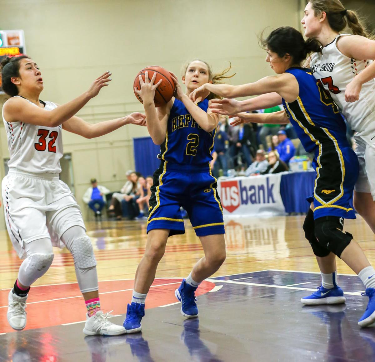 Mustangs ousted by Prospectors