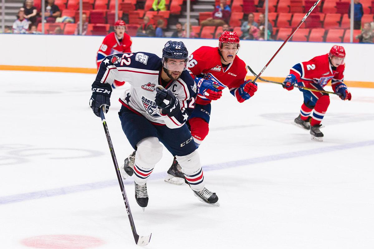 Tri-City Americans have a new look as season gets under way