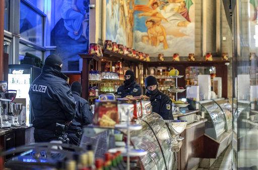 Police arrest 84 in European crackdown on Italian mob