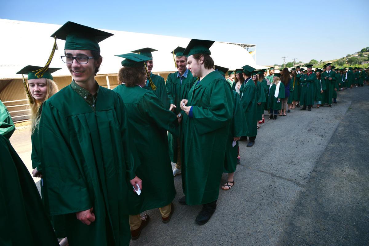 Pendleton Graduation 1
