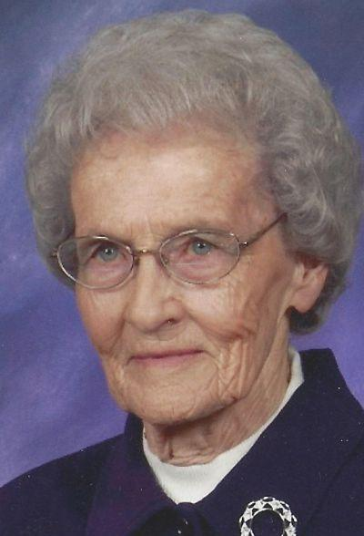 Pauline Marie Hoag