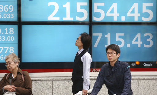 Global stocks mixed after Wall Street tech sell-off