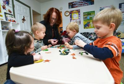 Oregon parents pay the most for child care