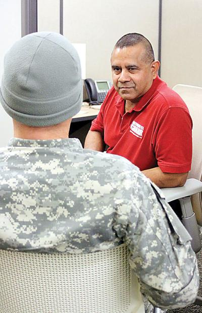 Bringing veterans HOME to jobs