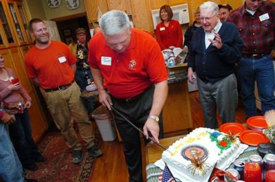 Marines celebrate 236th birthday in Pendleton