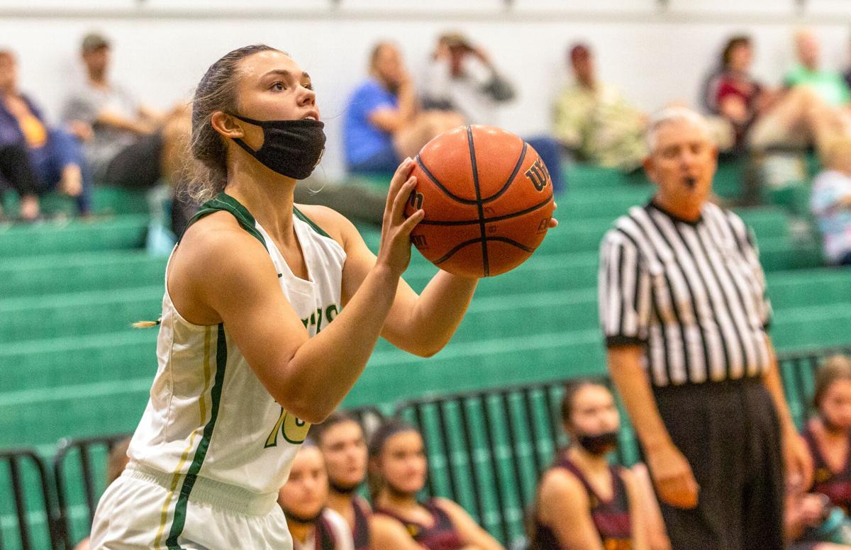 Pendleton v Redmond girls basketball