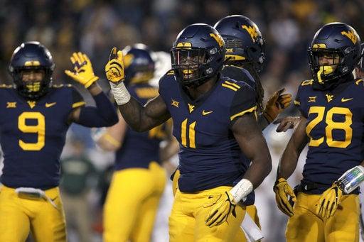 AP All-America Watch: WVU's top tackler; UCLA's talented TE