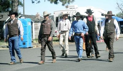 Real West comes alive during Shaniko Days