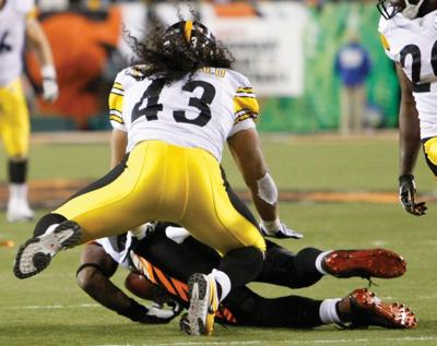 Steelers hold on to beat Bengals